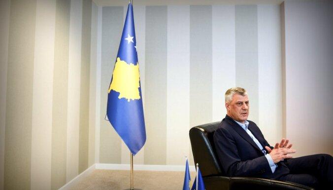 Kosovas ārlietu ministrs saņēmis nāves draudus no 'Daesh' līdera