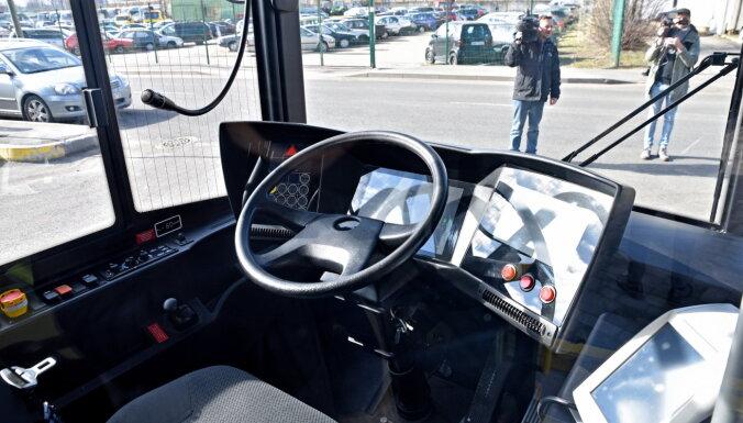 Больной Covid-19 ехал в автобусе Рига - Бауска