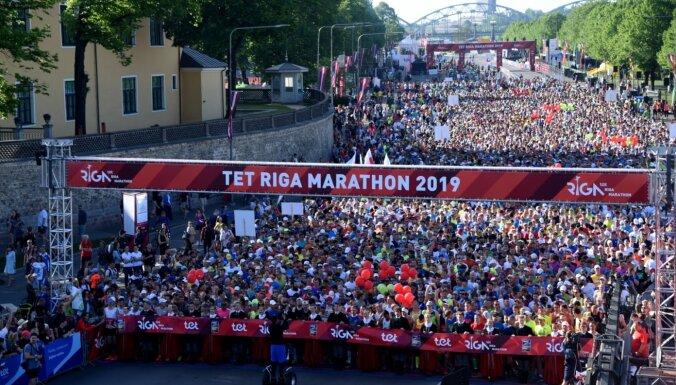 'Rimi' Rīgas maratons atkārtoti saņem 'World Athletics' Zelta zīmi