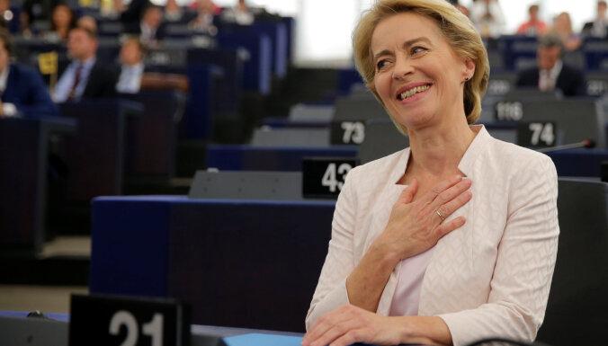 Президентом Европейской Комиссии стала Урсула фон дер Ляйен
