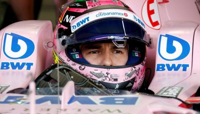 F-1 komanda 'Force India' pagarina līgumus ar Peresu un Okonu arī uz nākamo sezonu