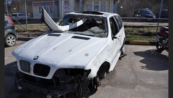 Россия: по решению суда конфискуют ввезенную из Латвии BMW