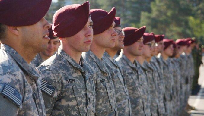 ASV karavīri Ādažu skolēniem stāstīs par dienesta pienākumiem