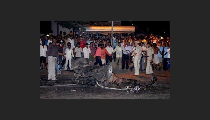 В Индии арестованы пособники террористов