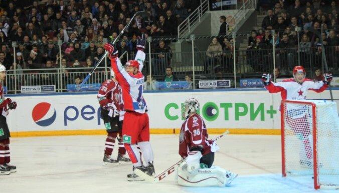 Rīgas Dinamo - Maskavas CSKA - 44