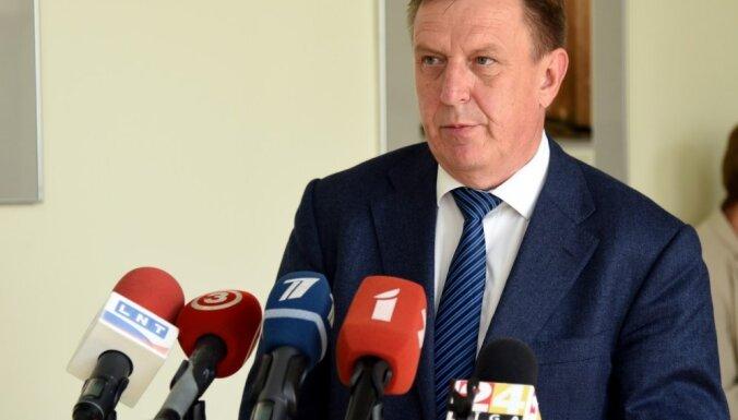Кучинскис хотел бы руководить правительством и после выборов