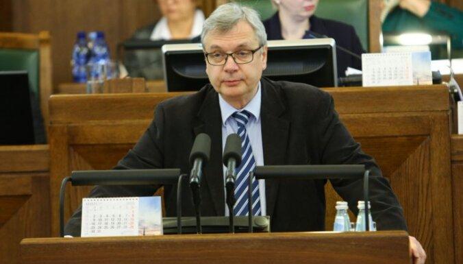 """Шадурскис допустил возможность того, что """"Единство"""" решит уйти в оппозицию"""