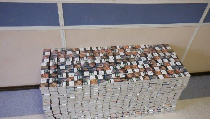 ФОТО. На границе в вагонах с удобрениями нашли мешки с контрабандой