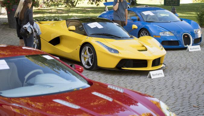Сын главы Экваториальной Гвинеи откупился от Швейцарии коллекцией спорткаров. Они уйдут с молотка