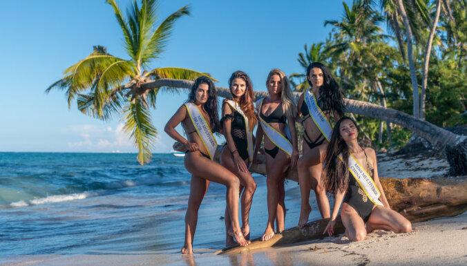 Diāna Kubasova plūc uzvaras laurus daiļavu realitātes šovā Dominikānā