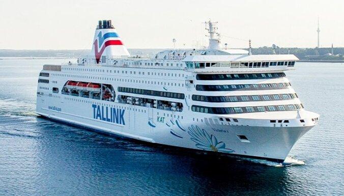 Tallink прекращает паромное сообщение по маршруту Рига - Стокгольм