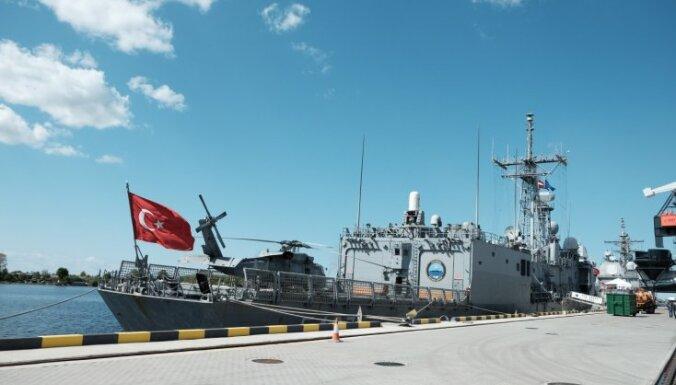Турция возглавила силы быстрого реагирования НАТО