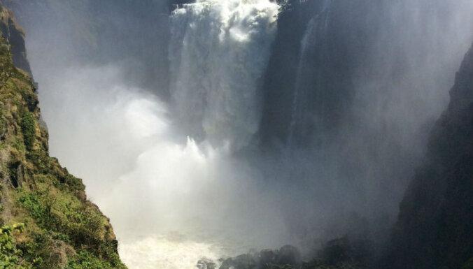 Заметки путешественника, или Как я в Зимбабве съездил (+ фото)