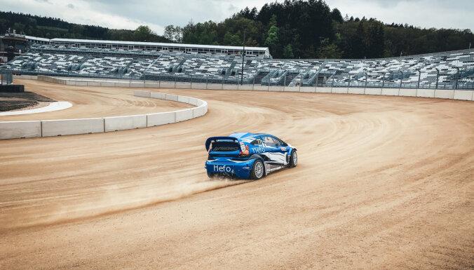 'World RX' motori rūks leģendārajā Spa trasē