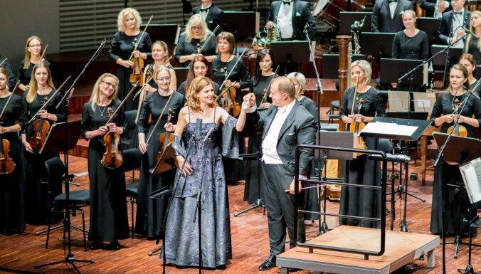 Maija Kovaļevska ierakstījusi pirmo solo albumu kopā ar LSO