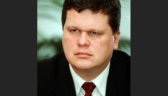 Gerharda prioritāte būs tautsaimniecības stabilizācijas plāna īstenošana
