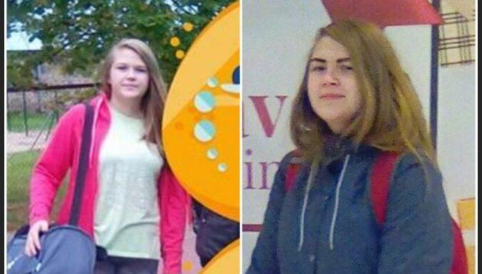 ФОТО: В Валмиере пропала 15-летняя девушка