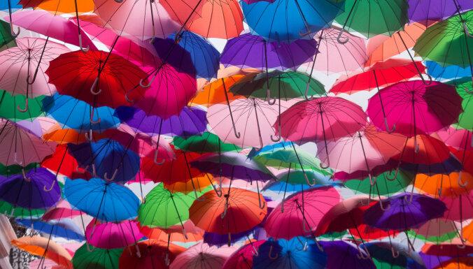 В выходные дни ожидается прохладная погода с частыми дождями