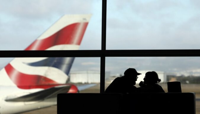 'British Airways' jūlijā atsāks lidojumus uz Rīgu