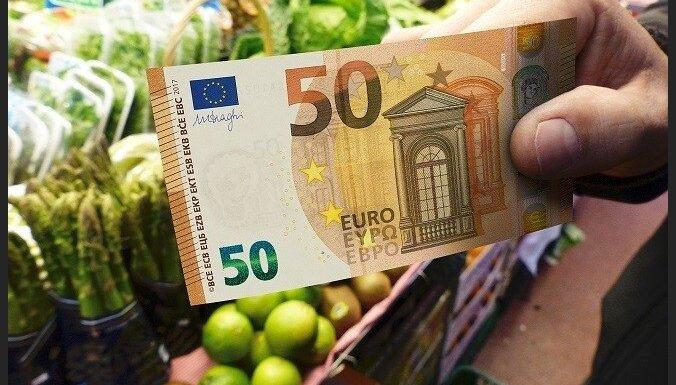 Пенсионер задолжал СГД один цент и теперь с него требуют 54 евро