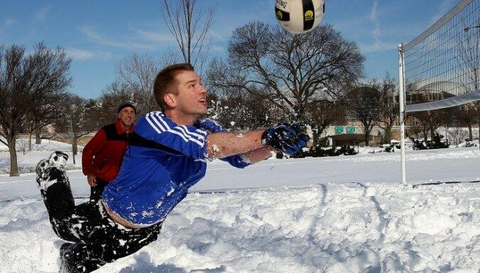 volleyball winter