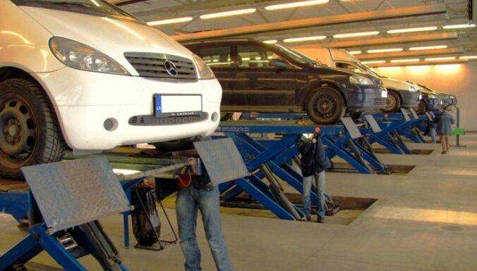 Новые автомобили будут проходить техосмотр раз в два года