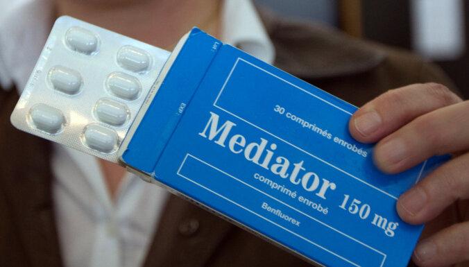"""Дело Mediator: cуд во Франции оштрафовал производителя """"смертельного"""" препарата для похудения"""