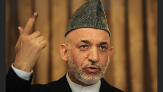 Afganistānā rīkos prezidenta vēlēšanu otro kārtu