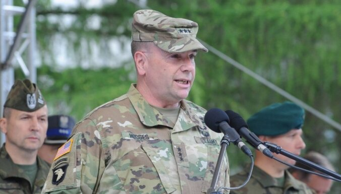"""Генерал США назвал Польшу """"ключом"""" к сдерживанию России"""