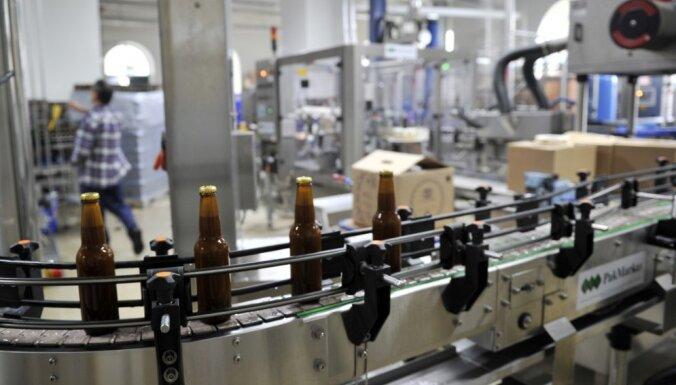 Latvijas alus tirgū nav vietas ceturtajai lielajai alus darītavai, pauž 'Aldaris'