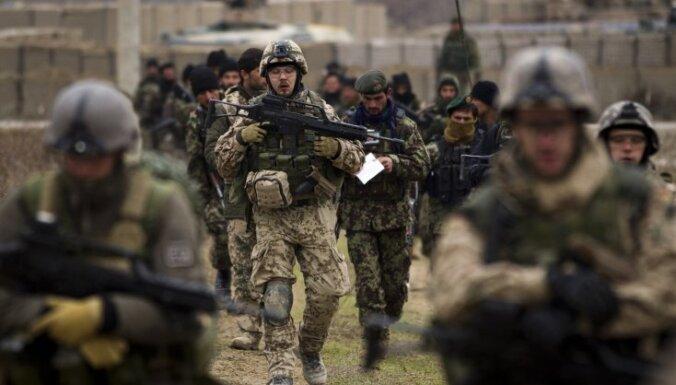 Раскрыты данные о количестве американских военных в Афганистане
