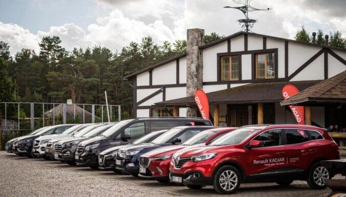 Автомобиль года в Латвии-2016: тестовый заезд с участием четырех дебютантов (ФОТО)