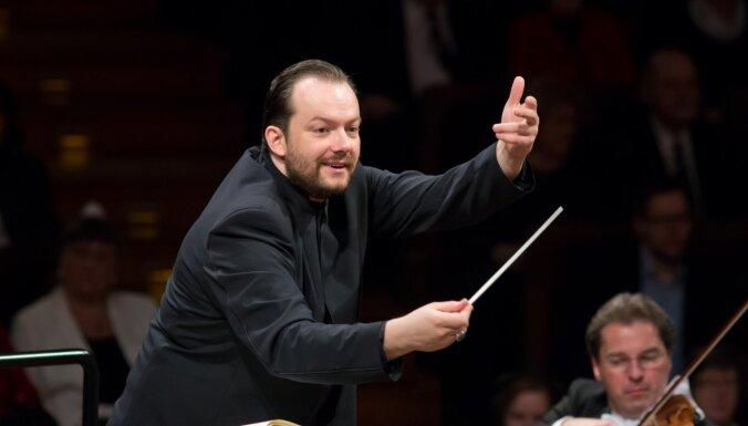 Andris Nelsons un Baireitas festivāla orķestris uzstāsies festivālā 'Rīga Jūrmala'