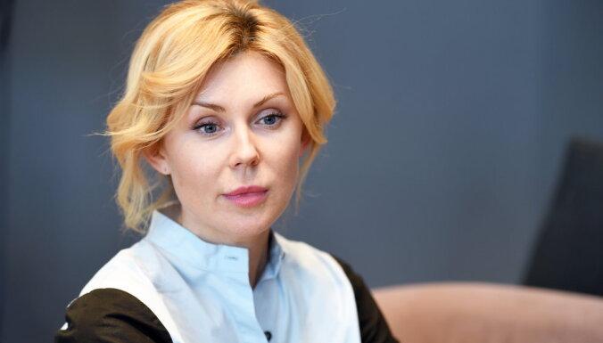 Radeviča aizvien nav atsaukusies IZM aicinājumam atgriezt valdības piešķirto olimpisko prēmiju 30 000 eiro apmērā
