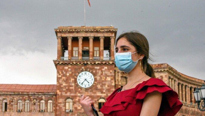 В Армении из-за коронавируса объявлен карантин до 11 января