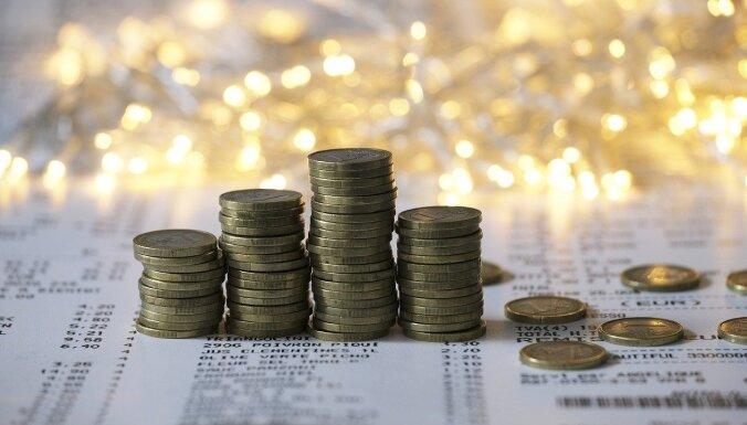 В декабре убытки финансовых учреждений Латвии составили 8,9 млн евро