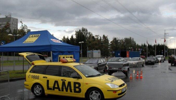 Jau piekto nedēļu turpinās LAMB satiksmes drošības projekts 'Brauc droši!'