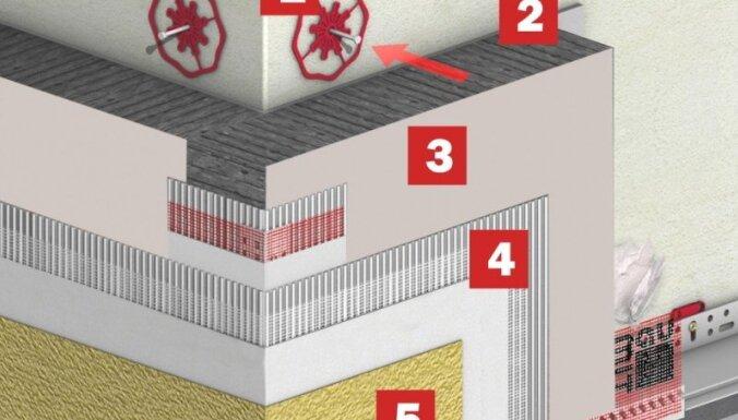 Ēkas siltumizolācija – ietaupīs ne tikai līdzekļus, bet arī saudzēs veselību