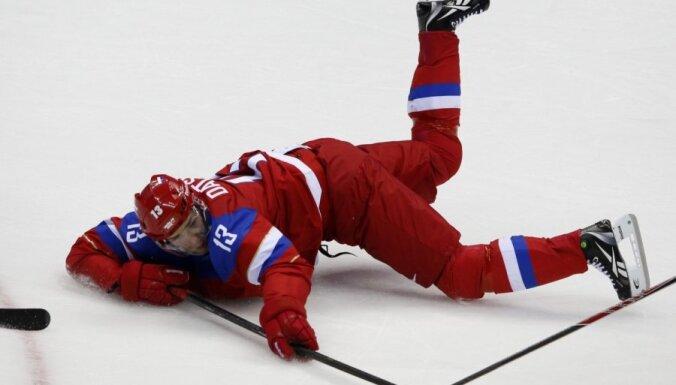 Дацюк не сыграет на чемпионате, плюс Россия потеряла Зарипова