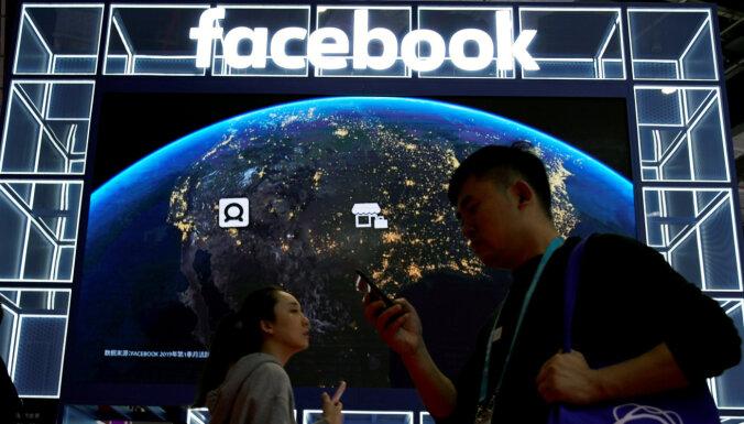 'Facebook' amerikāņiem ļaus atslēgt politiskās reklāmas