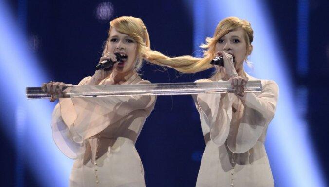 Кому и сколько баллов отдала Латвия в финале Евровидения-2014