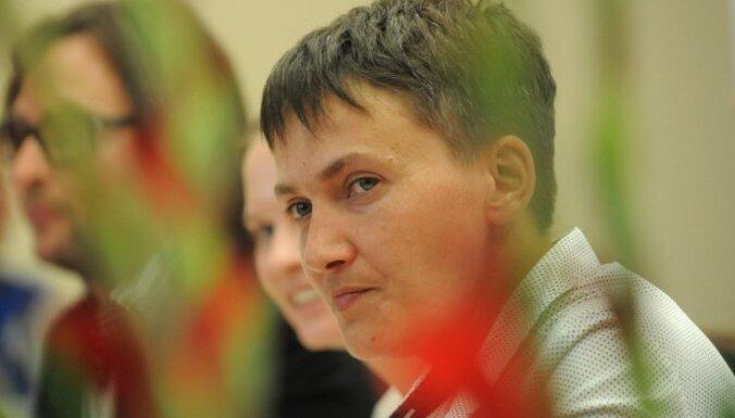 В Раде обещают жесткий ответ на встречу Савченко с главами ДНР и ЛНР