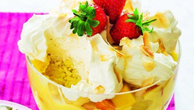 Tropisko augļu trifele
