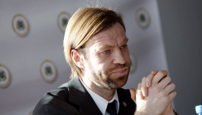 Горкшс лишился поста президента Латвийской футбольной федерации