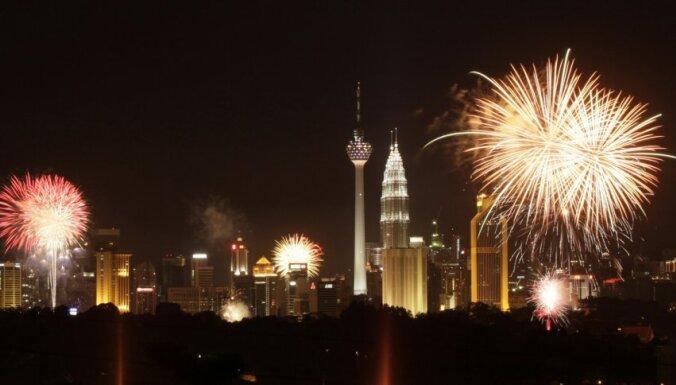 Как Новый год встречали в разных уголках мира