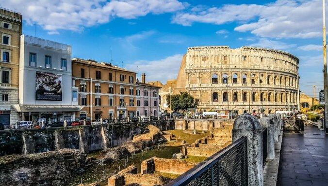 Власти Рима закроют все киоски с сувенирами в центре города