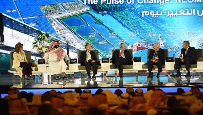 Саудовская Аравия построит город в пустыне и заселит его роботами