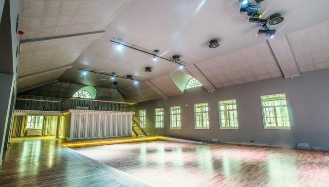Valmieras vēsturiskajā Vecpuišu parka paviljonā būs jauna koncertzāle