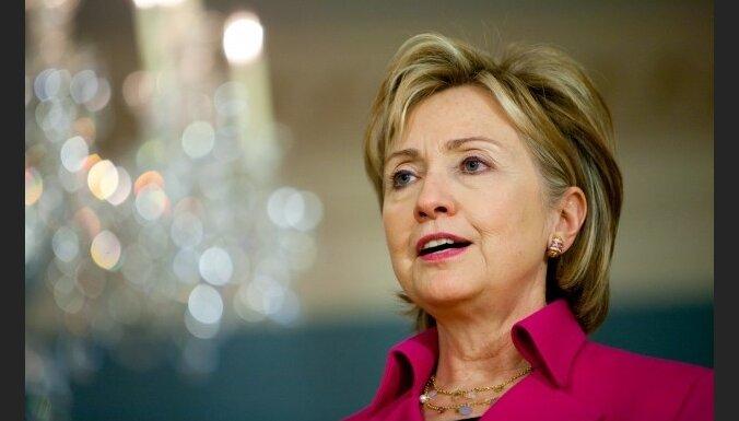 Клинтон не согласна с предложениями России по европейской безопасности