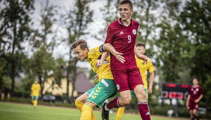 Latvijas U-17 futbola izlases uzbrucējs Šits pievienojas 'Parma' sistēmai